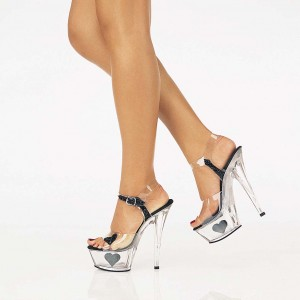 glass-slipper-High-Heel-Shoes-For-Fashion