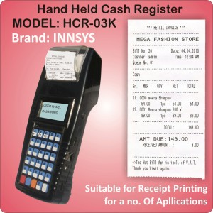Handle Billing Machine