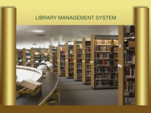 library software 12