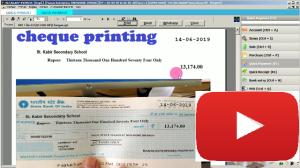 Cheque Print | SuperERP